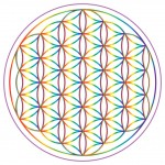 Flower of Life_rainbow