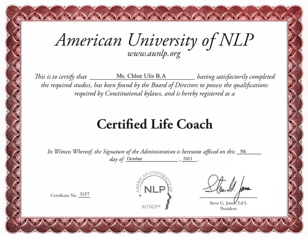 life coaching certification best